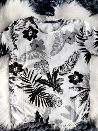 T-shirt, LIŚCIE