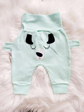 Spodnie MIĘTOWY PIES
